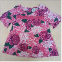 Bata-blusa linda 6 anos PUC - usada 1 vez! - 6 anos - PUC