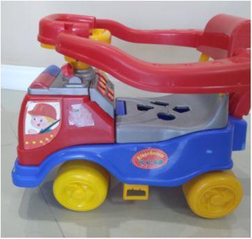Totoka motoca infantil - menino ou menina - oportunidade! - Sem faixa etaria - Brinquedos Cardoso