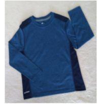 Camiseta dry fit manga longa - 6T - oportunidade! - 6 anos - Importada