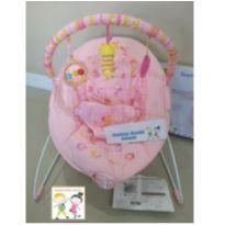 Cadeira de descanso vibratória Mastela até 11kg rosa - NOVA NA CAIXA LACRADA -  - Mastela e Ibimboo
