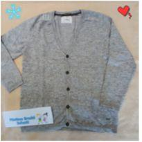 Blusa suéter em lã malha Zara 9 anos - linda! - 9 anos - Zara Kids