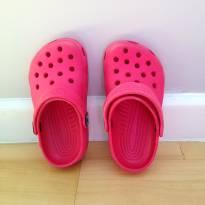 Crocs Rosa - 21 - Crocs