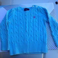 Blusa tricô Ralph Lauren - 3 anos - Ralph Lauren