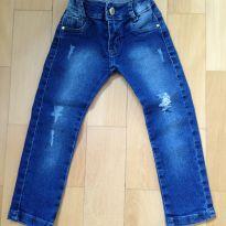Jeans fashion - 3 anos - Não informada