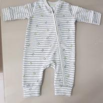 Macacão - 0 a 3 meses - Baby Club