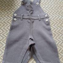 Jardineira Bebê - 3 a 6 meses - Tip Top