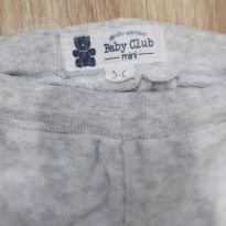 Calça - 3 a 6 meses - Baby Club