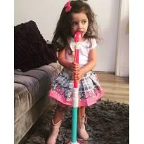 Princesa Fashion - 18 a 24 meses - anjos d` água