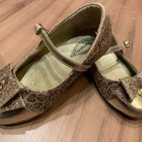 Sapato oncinha - 25 - Pampili