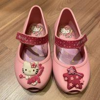 Sapato Hello Kitty - 22 - Grendene