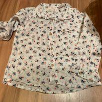 Camisa floral - Zara baby - 24 a 36 meses - Zara Baby