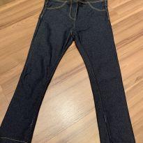 Legging estilo jeans - Zara Baby - 3 anos - Zara Baby