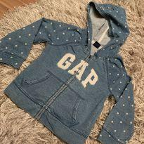 Blusa moletom GAP original - 3 anos - Baby Gap