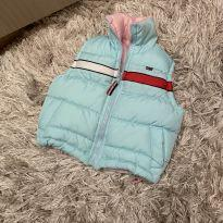 Colete 2 lados - Maravilhoso!!! - 24 a 36 meses - Tommy Hilfiger