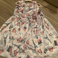 Vestido de Festa - Paris - 3 anos - Sucré