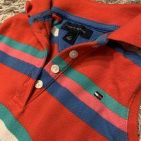 Vestido Tommy - Original - 3 anos - Tommy Hilfiger