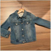 Jaqueta Jeans - Zara - 24 a 36 meses - Zara Baby