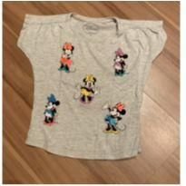 Camiseta Minnie - 3 anos - Disney
