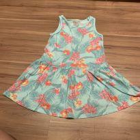Vestidinho para o verão - 4 anos - PUC