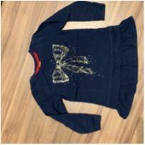 Camiseta inverno Oshkosh - 3 anos - OshKosh