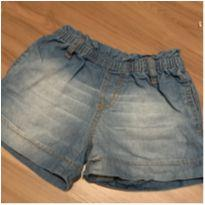Shorts jeans - 4 anos - PUC