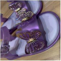 Melissa borboletas lilás - 25 - Melissa