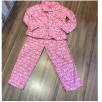 Pijama inverno - Carter's flanelado - 5 anos - Carter`s