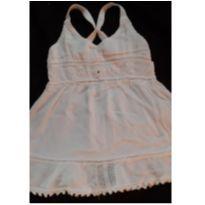 Vestido menina soltinho - 1 ano - Não informada