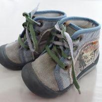 Botinha jeans - 20 - Klin