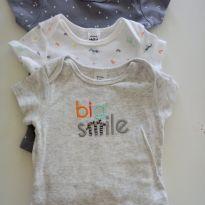 Kit bodys 3-6 Meses! - 3 a 6 meses - Child of Mine
