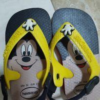Chinelo Mickey - 19 - Havaianas