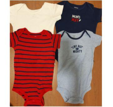 Kit bodys Carters 18 Meses. - 18 meses - Carter`s