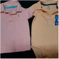 Body+Polo Carters - 18 meses - Carter`s