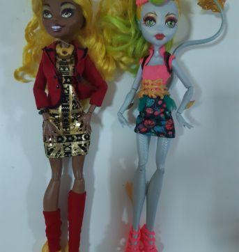 Kit Monster High - Sem faixa etaria - Mattel
