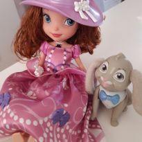 Boneca linda Princesinha Sofia. -  - Importada