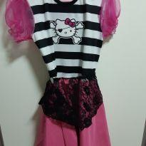 Fantasia Hello kitty pirata