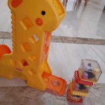 Girafa Fisher Price.