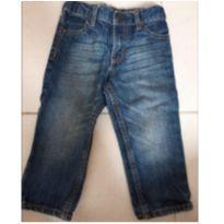 Calça jeans linda Oshkosh. - 18 meses - OshKosh