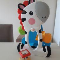 Zebra divertida Fisher price -  - Fisher Price