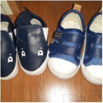 Kit tênis e sapato. - 17 - Pimpolho e Teddy Boom