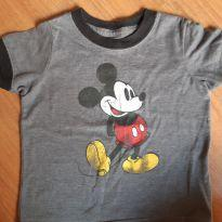 Camiseta Mickey. - 12 a 18 meses - Disney