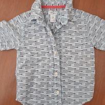 Camisa linda Carters - 18 a 24 meses - Carter`s