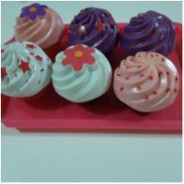Cupcakes divertidos. -  - Outras