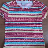 Camiseta Malwee - 7 anos - Malwee