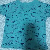 Camiseta Dino Carters - 18 meses - Carter`s