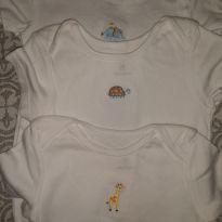 Trio bodys Carters. - 18 a 24 meses - Carter`s