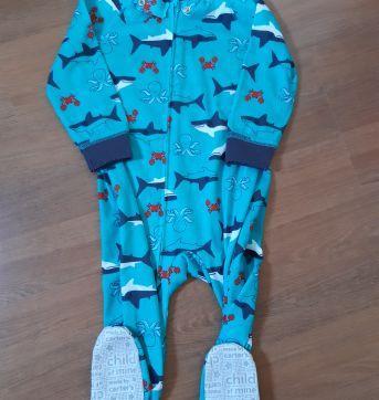 Macacão tubarão. - 18 meses - Child of Mine
