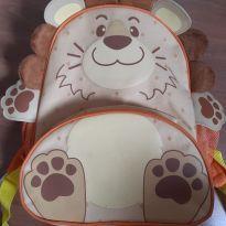 Mochila leãozinho. -  - Clio Pets