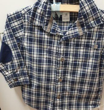 Camisa Carters - 18 meses - Carter`s