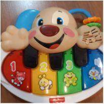 Pianinho Fisher price